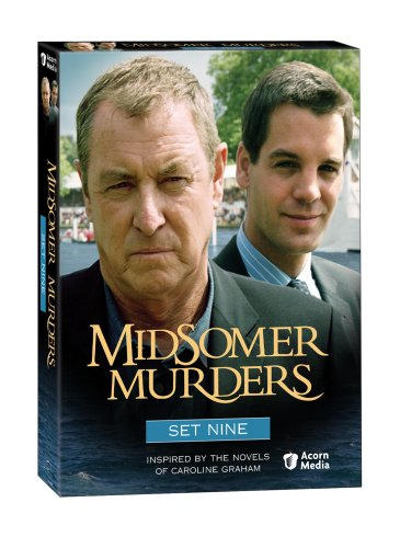 Midsomer Murders Set 9