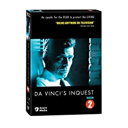 Da Vinci's Inquest - Season 2