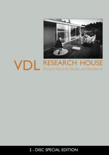 VDL Research house:  Richard Neutra's Studio & Residence