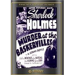 Murder at the Baskervilles (Sherlock Holmes)