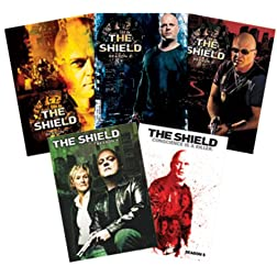 The Shield - Seasons 1 - 5