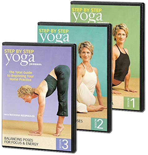 Yoga Journal's: Beginning Yoga Step by Step Session 1-3