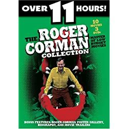 Roger Corman Collection: Master of Low Budget Movies