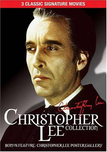 Christopher Lee Signature Collection