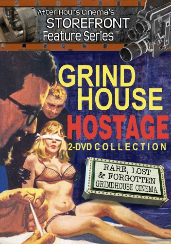 Grindhouse Hostage 2-DVD Collection