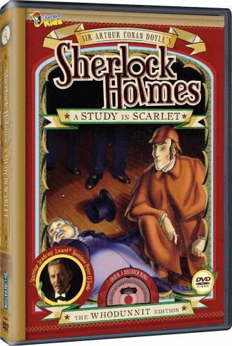 Sherlock Holmes-Study in Scarlet