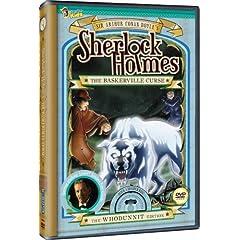 Sherlock Holmes-Baskerville Curse