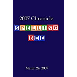 2007 Chronicle Spelling Bee