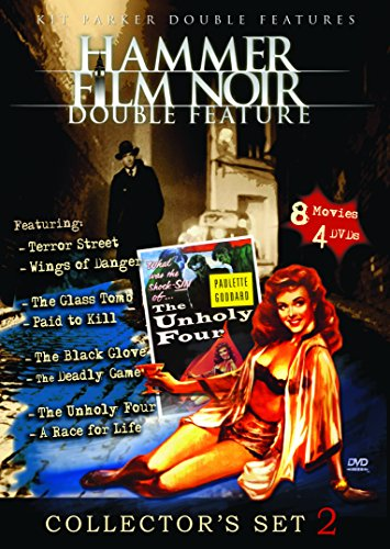 Hammer Film Noir Collector's Set 2: Vol. 4-7