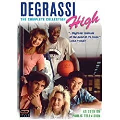 Degrassi High - The Complete Collection