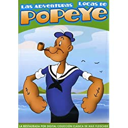 Adventuras Locas De Popeye (Spanish)