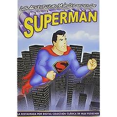 Adventuras Mas Grandes De Superman (Spanish)