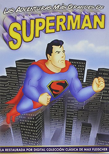 Adventuras Mas Grandes De Superman (Spanish)