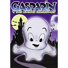 Gasparin Y Sus Amigos Fantasmas (Spanish)