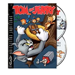 Tom and Jerry: Spotlight Collection, Vol. 3