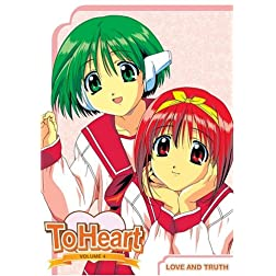 To Heart, Vol. 4: Love and Truth