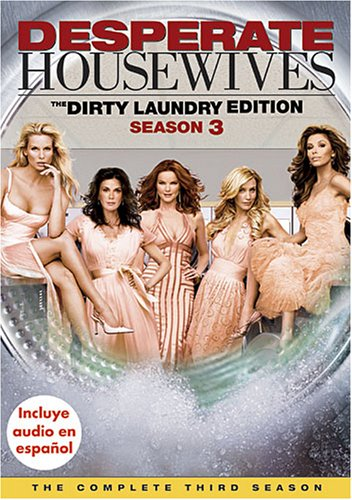Desperate Housewives - The Complete Third Season (Spanish Version)
