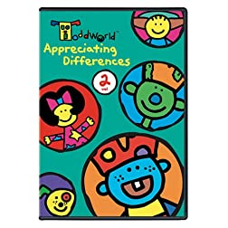 Toddworld, Vol. 2 - Appreciating Differences