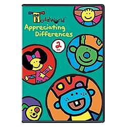 Toddworld, Vol. 2 - Appreciating Differences