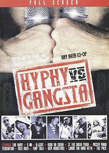 Bay Area Co-Op: Hyphy vs. Gangsta