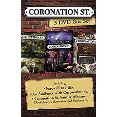 Coronation Street: 3 DVD Box Set