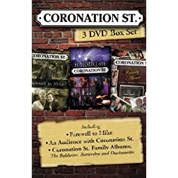 Coronation Street: 3 DVD Box Set
