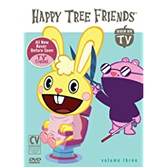 Happy Tree Friends - Season One, Vol. 3
