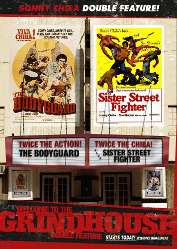Welcome to Grindhouse: The Bodyguard/Sister Street Fighter