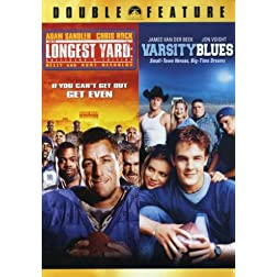 The Longest Yard (2005) / Varsity Blues (1999) (Double Feature)