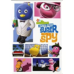 The Backyardigans - Super Secret Super Spy