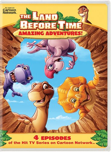 The Land Before Time: Amazing Adventures (TV)