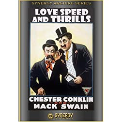 Love Speed and Thrills