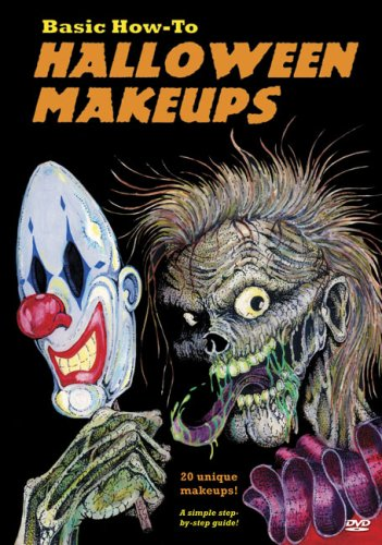 Basic How-To Halloween Makeups