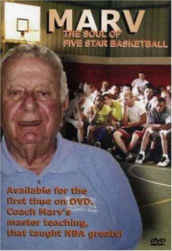 Marv,The Soul of Five Star Basketball Camp