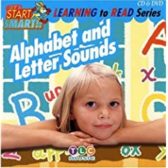 Let's Start Smart Learning To Read- Alphabet And Letter Sounds