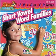 Let's Start Smart Learning To Read- Short Vowel Word Families
