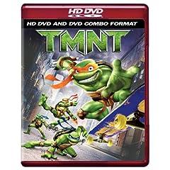 TMNT (Combo HD DVD and Standard DVD) [HD DVD]