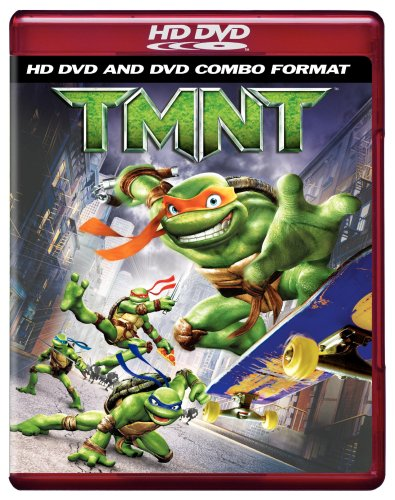 TMNT (Combo HD DVD and Standard DVD) [HD DVD]