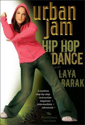 Urban Jam - Hip Hop Dance with Laya Barak