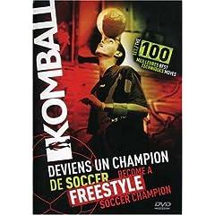 Komball Freestyle Soccer Champion