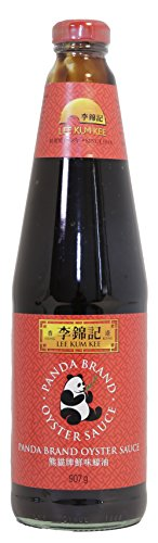 Lee Kum Kee Panda Brand Oyster Sauce, 38.2-Ounce Bottle (Pack of 2)