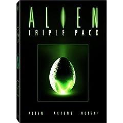 Alien Triple Pack (Alien / Aliens / Alien 3)