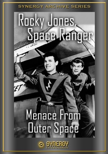 Rocky Jones, Space Ranger -  Menace From Outer Space
