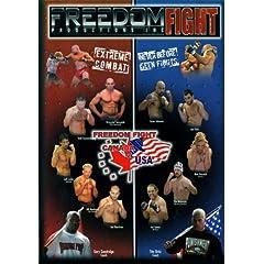 Freedom Fight Canada vs USA