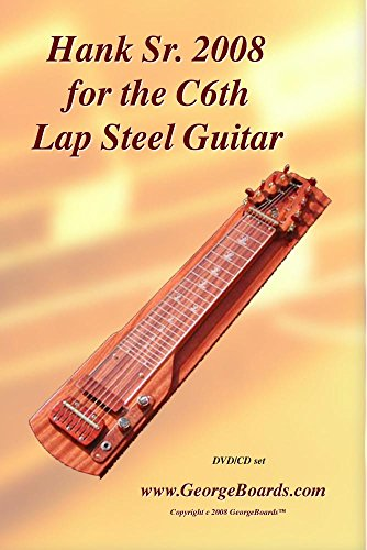 Lap Steel Guitar Instructional DVD GeorgeBoards Hank Sr.