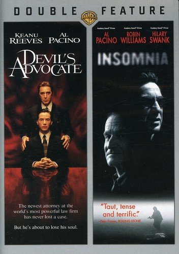 Devil's Advocate / Insomnia (Double Feature)