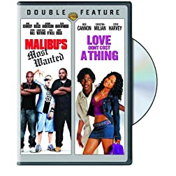Malibu's Most Wanted / Love Don't Cost a Thing (Double Feature)