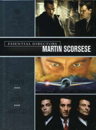 Essential Directors - Martin Scorsese (The Departed / The Aviator / GoodFellas)