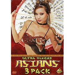 ULtra Vixens: Asians 3 Pack Box Set