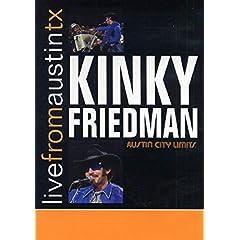 Kinky Friedman: Live From Austin Texas